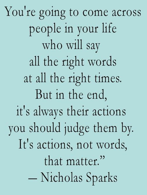 quote people actions