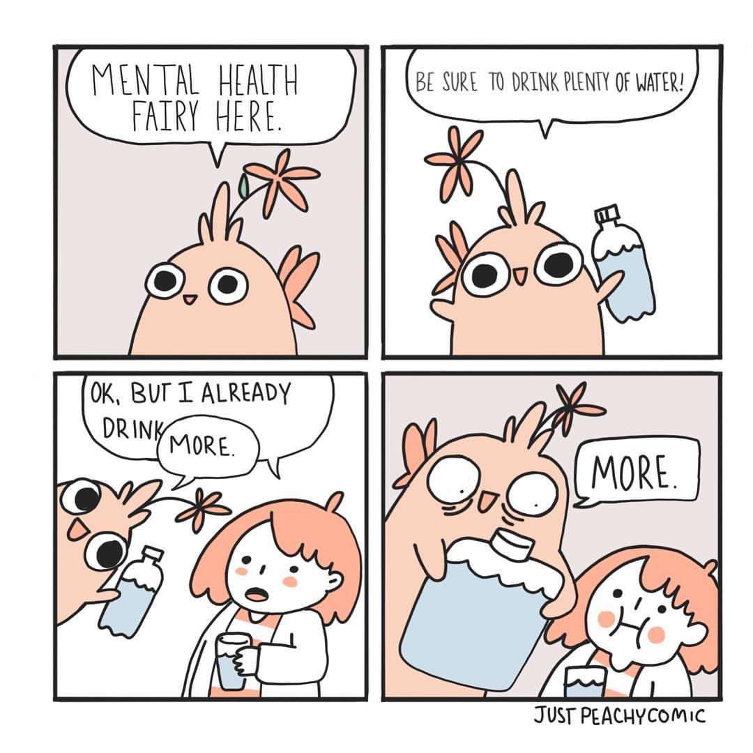 Author & Illustrator of Mental Health Comics Holly ...